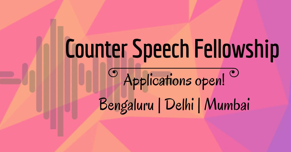 Counter Speech Fellowship - YLAC India